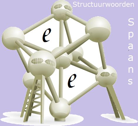 Structuurwoorden Spaans E