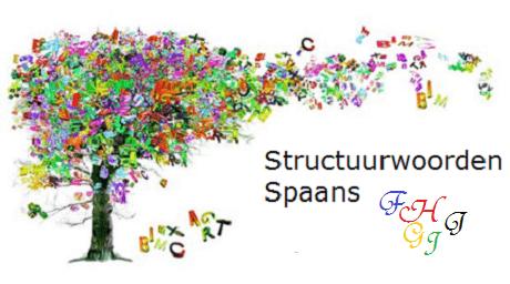 Structuurwoorden Spaans F-J