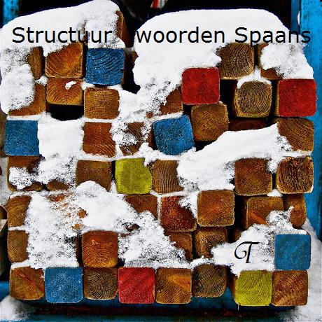 Structuurwoorden Spaans T