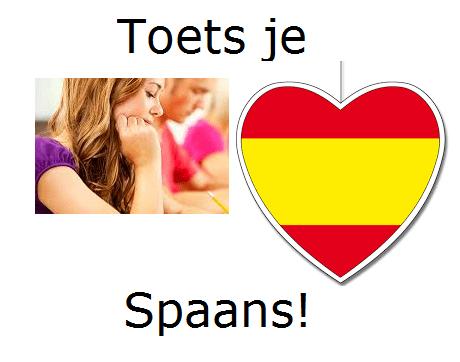 Wandelend door Spaans! Toets Deel 2 Gevorderd