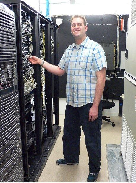 Administrador de sistemas - Werk en beroep