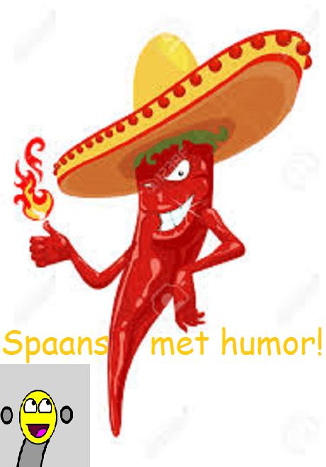 Spaans met humor
