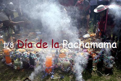 Pachamama – Geografie
