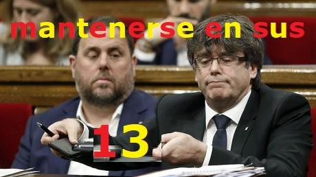 Spaanse uitdrukkingen in de loop naar Catalaanse Referendum 1 October Deel 1