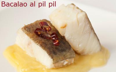 Bacalao al pil pil – Kabeljauw pil pil in witte olijfoliesaus