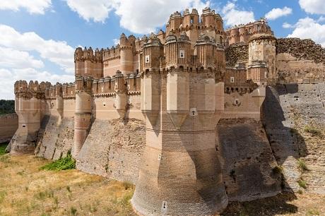 Castillos - Toerisme