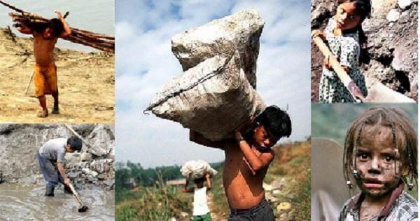 Trabajo infantil - Werk en beroep