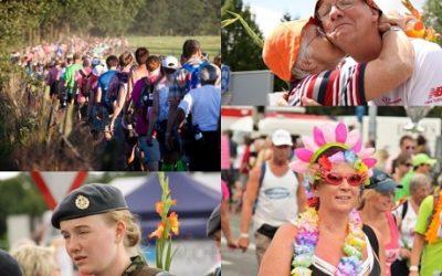 Vierdaagse de Nimega – Tradities