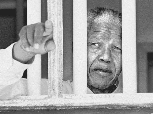 Nelson Mandela – Geschiedenis