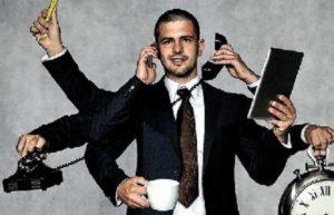 Emprendedor - Werk en beroep
