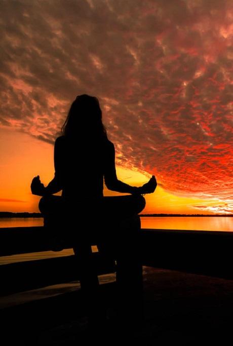 Yoga y meditación - Vrijetijdsbesteding
