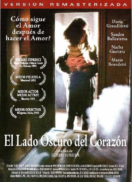 El lado oscuro del corazón – Spaans leren met films