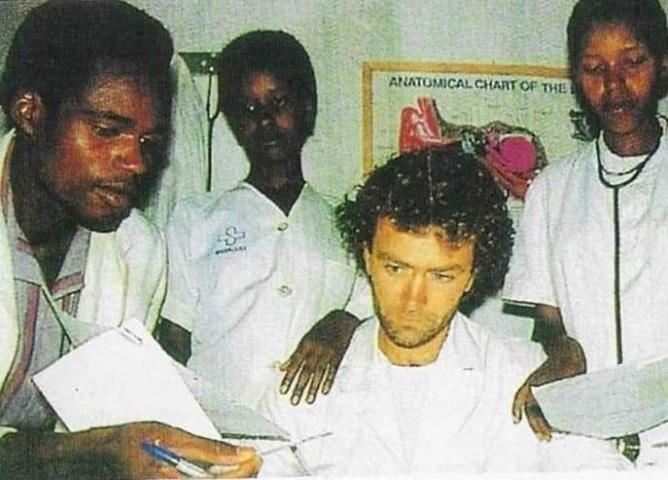 Enfermera - Werk en beroep