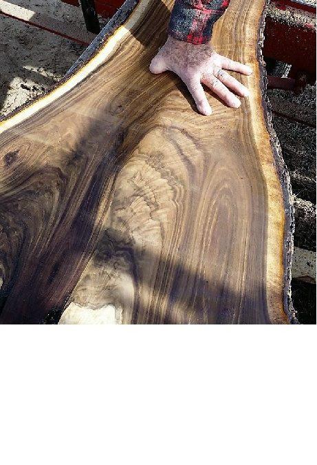 Van dik hout