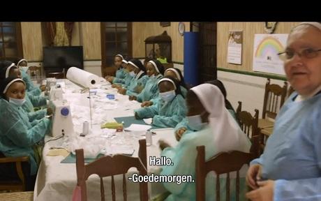 Spanje: nonnen maken kapjes (documentaire)