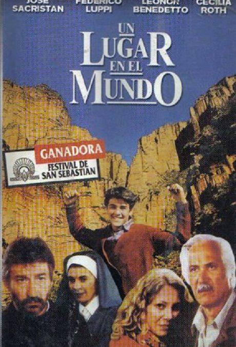 Un lugar en el mundo – Spaanstalige film