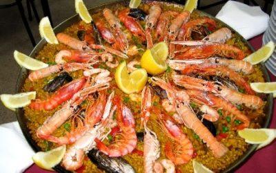 Spaanse paella – Voeding