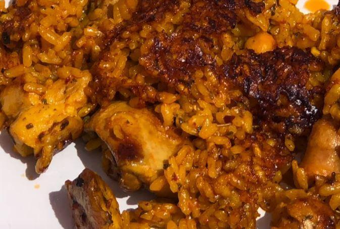 Spaanse paella - Voeding