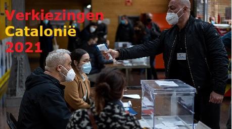 Catalaanse verkiezingen 2021